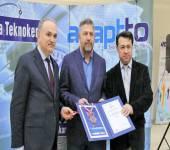 2. İstanbul Buluş Fuarı Ödülleri